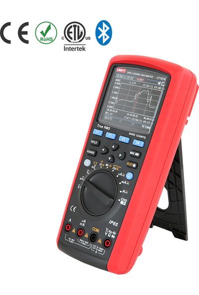 Uni-T UT181A True Rms Veri Kaydedici Dijital Mutimetre