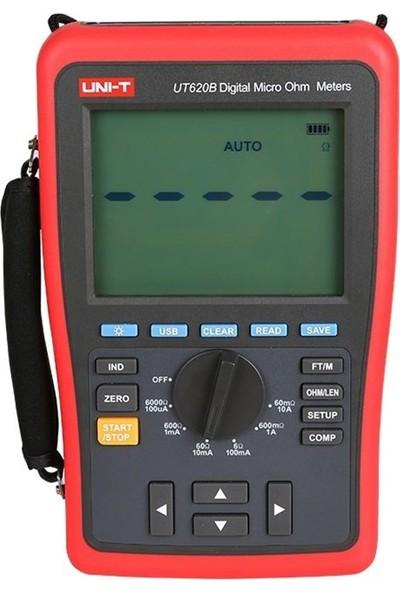 Uni-T UT620B Dijital Mikro Ohm Metre