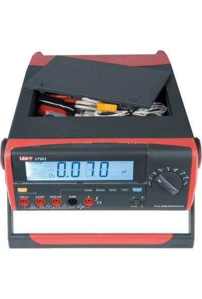 Uni-T UT803 Masaüstü Dijital Multimetre