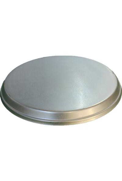 KAYALAR Alüminyum Pizza Tavası Kapağı 26 cm