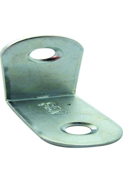 Şen Mobilya Aksesuarları L Demir Gönye Köşebent 15x27x27 1,5 mm Kalınlık
