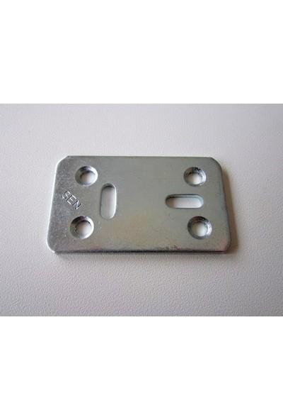 ŞEN Düz Demir Gönye Köşebent 30x50 2 mm Kalınlık (2 ADET)