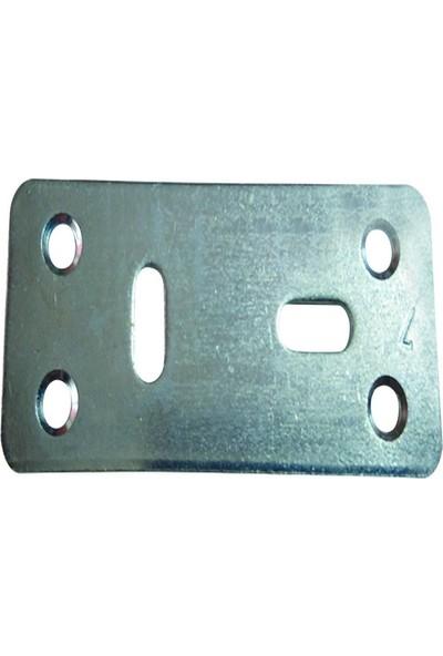 ŞEN Düz Demir Gönye Köşebent 30x70 2 mm Kalınlık (2 ADET)