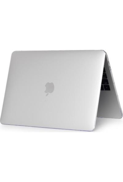 """Kızılkaya Apple Macbook Pro 2020 A2289 / A2251 13"""" 13.3"""" Touch Bar /touch Id Kılıf Kapak Koruma Hardcase"""