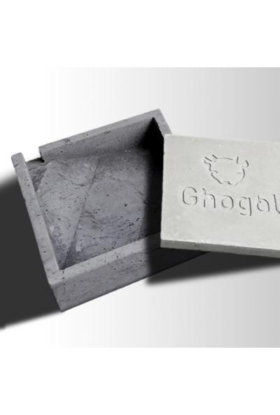 Ghogol Home Beton Kül Tablası