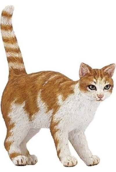 Papo-Figür Kırmızı Kedi 54031