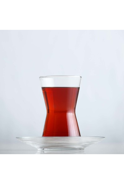 Lav Derin 12'Li Çay Takımı