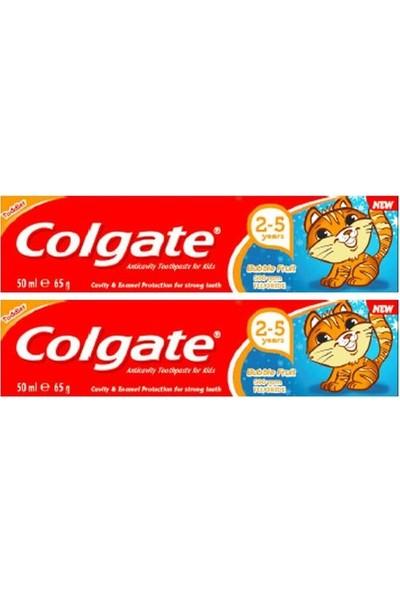 Colgate 2-5 Yaş Çocuk Diş Macunu 50 ml Ikili Paket