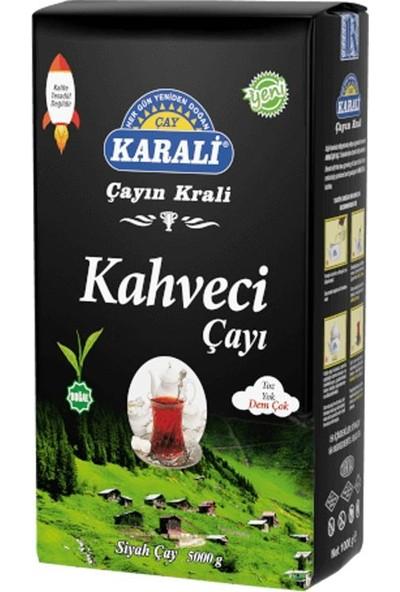 Karali Çay Karali Kahveci Çayı 5 kg