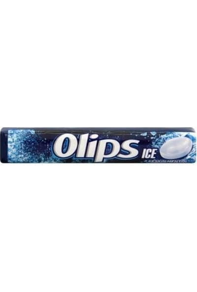 Olips Kent Olips Ice Keskin Mentol Şeker 28 gr x 24