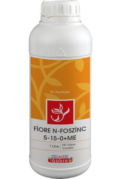 Fiore N-Foszinc 5-15-0+Me Np Gübre Çözeltisi 1 Lt.
