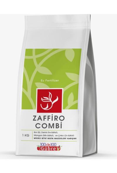 Zaffiro Combi Mikro Bitki Besin Maddeleri Karışımı Toz 1 Kg.