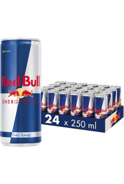 Red Bull 250 ml x 24'lü