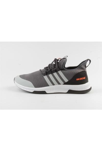 Awidox Erkek Spor Sneakers W103 Füme-Buz