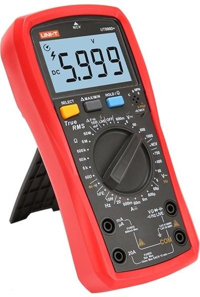 Uni-T UT890D+ Dijital Multimetre Ölçü Aleti