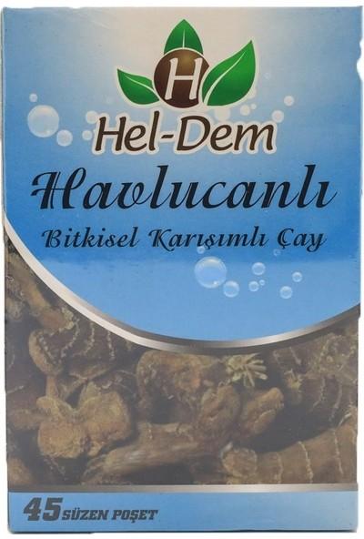 Hel-Dem Havlucanlı Bitki Çayı 45'li