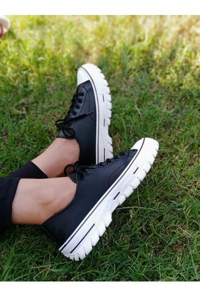 Miss Park Moda Cilt Spor Ayakkabı
