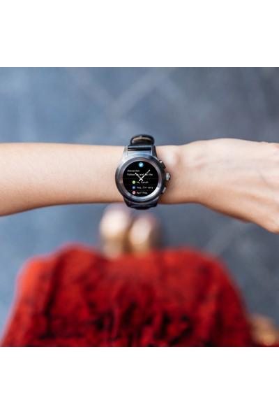 Mykronoz Zetime Petite Premium Deri Kordon Akıllı Saat