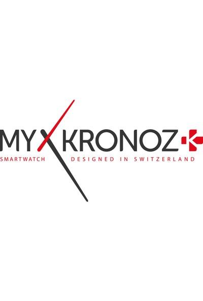 Mykronoz Zetime Regular Premium Deri Kordon Akıllı Saat