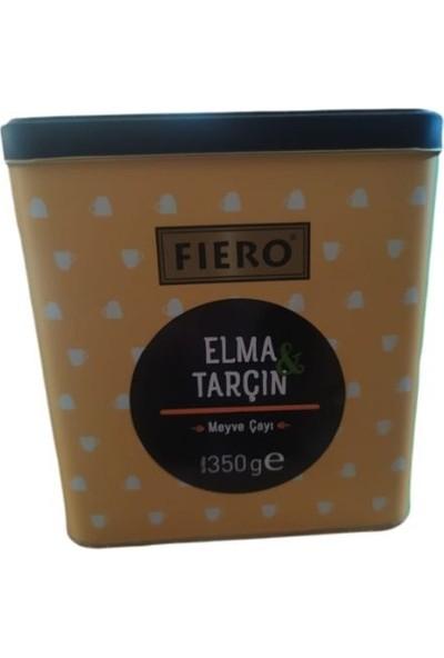 Fiero Elma Tarçın Çayı Teneke 350 gr