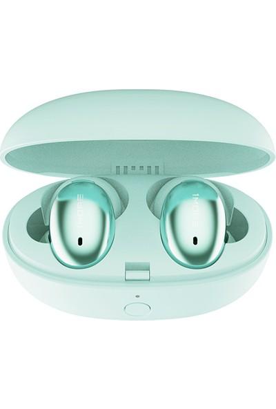 1more E1026BT Tws Bluetooth 5.0 Telefon Kulaklığı Hifi Aac 2'li Çağrı Dsp Gürültü Önleyici Kulaklık - Yeşil (Yurt Dışından)