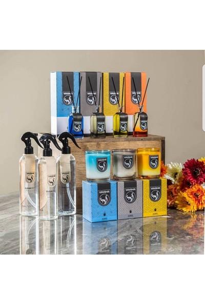 Vavana Çubuklu Oda Ofis Kokusu Parfümü 100 ml Aegean Blue