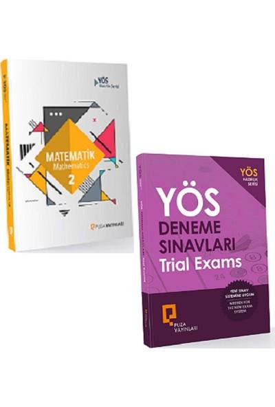 YÖS Matematik 2 + YÖS Deneme Sınavları