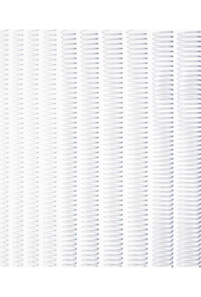 Bigpoint Helezon Spiral Şeffaf 12 mm 100'lü