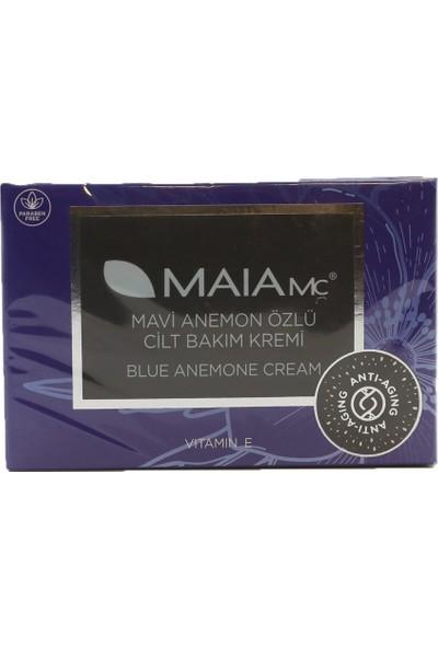 Maia Mavi Anemon Özlü Cilt Bakım Kremi Maıa
