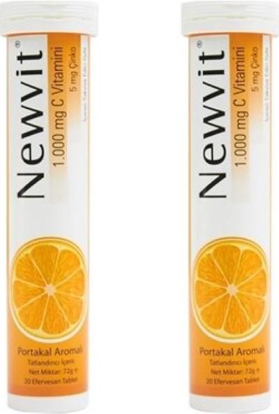 Newvit Vitamin C 1000 mg x 2