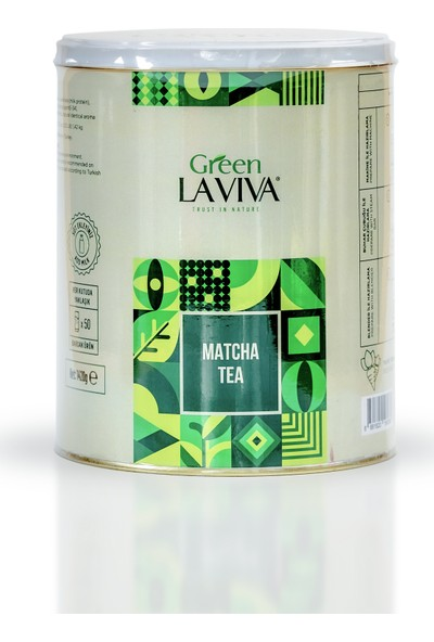 Green Laviva Matcha Tea Latte 1420 gr