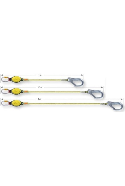 Beal Longe Dynapro Air Hook 200 cm