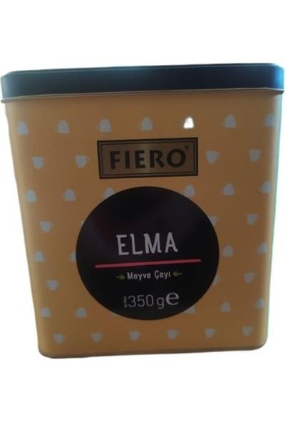 Fiero Elma Çayı Teneke 350 gr