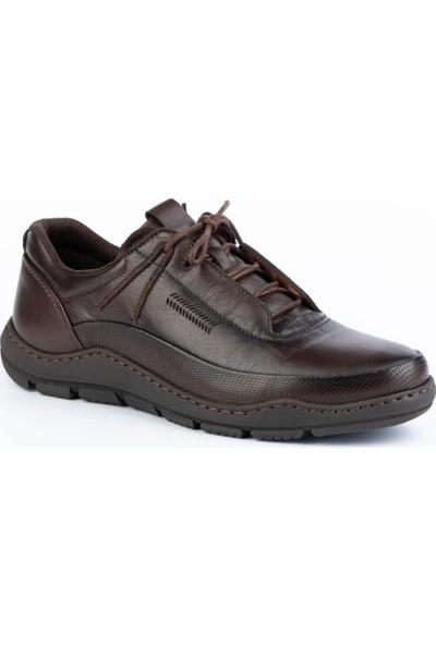 James Franco 5556 Erkek Günlük Deri Anatomic Ayakkabı