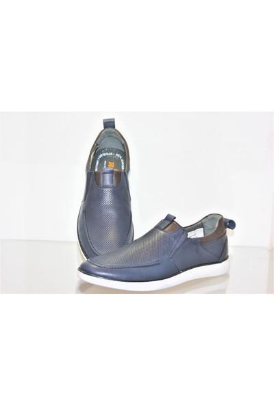 Rego 1386 Günlük Comfort Deri Ayakkabı