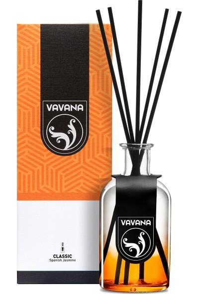 Vavana Çubuklu Oda Ofis Kokusu - Oda Parfümü - 100 ml Spanısh Jasmıne