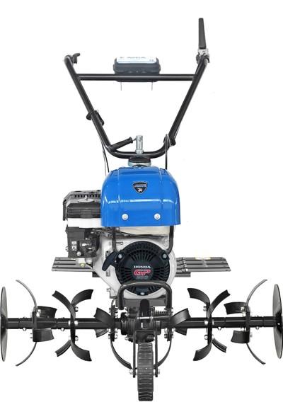 Ayka RZ 250 M Çapa Makinesi Honda GP 200 6,5 hp Benzinli Motor 3+1 Vites