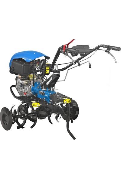Ayka RZ 320 M Çapa Makinesi 178 FE 7 hp Dizel Marşlı Motor 2+1 Vites