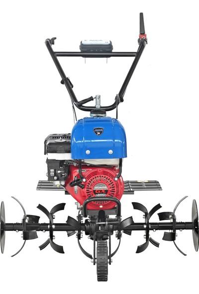 Ayka RZ 250 M Çapa Makinesi Honda GX 200 6,5 hp Benzinli Motor 3+1 Vites