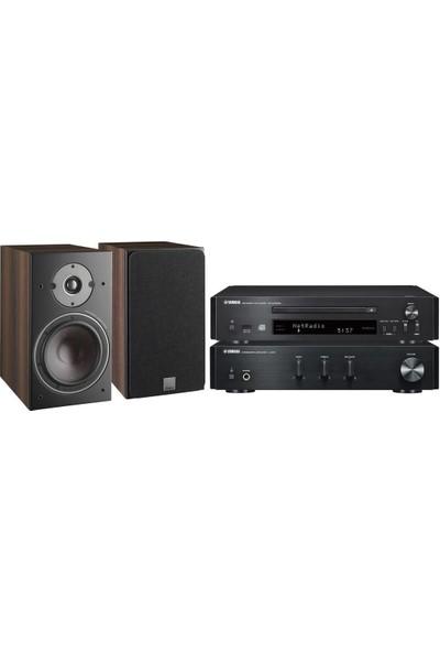 Yamaha A670-CD NT670D&DALI Oberon 3 Müzik Sistemi
