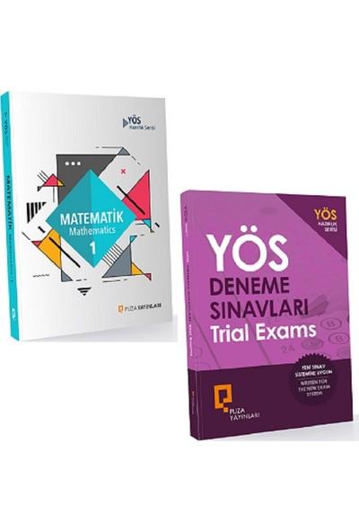 Puza Yayınları YÖS Matematik 1 + YÖS Deneme Sınavları