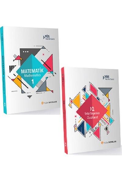 Puza Yayınları YÖS Matematik 1 + YÖS IQ