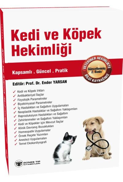 Kedi ve Köpek Hekimliği Güncellenmiş 2. Baskı - Ender Yarsan