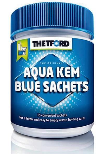 Thetford Aqua Kem Blue Atık Su Parçalayıcı Mavi Toz