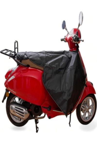 OkkoRed Motosiklet Rüzgar Yağmur Koruyucu Siperlik