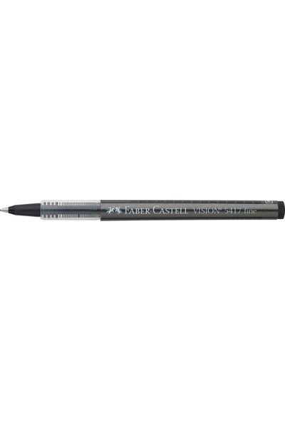 Faber-Castell Vision 5417 Siyah 10'lu