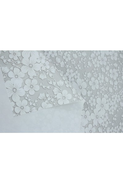 Dede Ev Tekstil Astarlı Silinebilir Pvc Muşamba Masa Örtüsü 158-B1