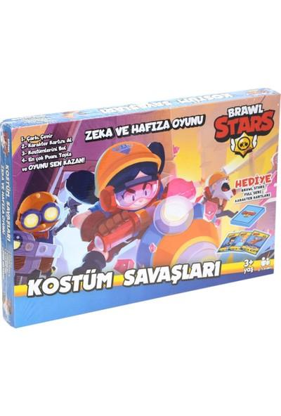 Brawl Stars Kostüm Savaşları Zeka & HafızaOyunu