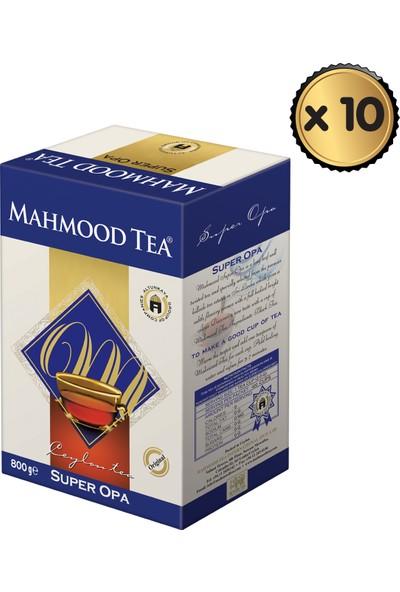 Mahmood Tea Super Opa 800 gr x 10'lu (1 Koli)