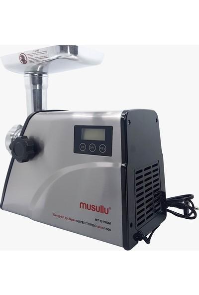 Musullu 1500 W Et Kıyma Makinesi